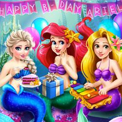Mermaid Birthday Party