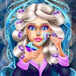 Snow Queen Real Makeover